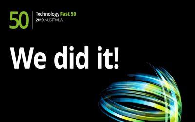 Deloitte Technology Fast 50 Australia Awards